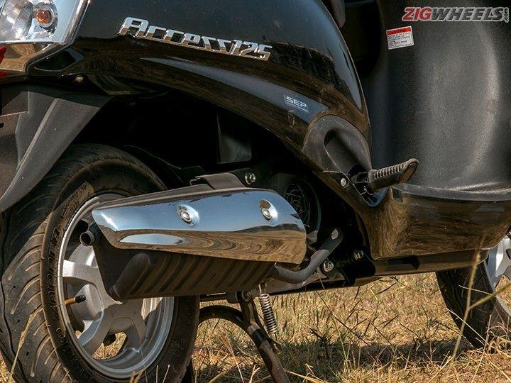 Suzuki Access 125 : Detailed Review - ZigWheels