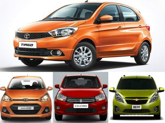 Tata Tiago Diesel Vs Rivals Price Comparison Zigwheels