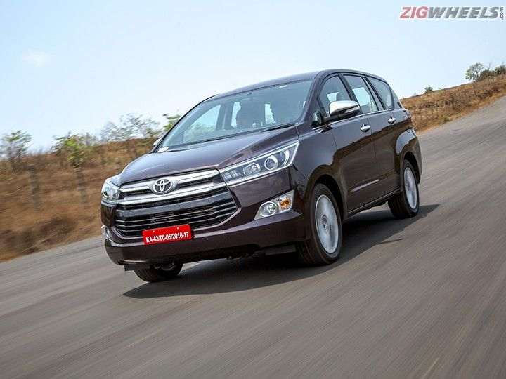 Toyota Innova Crysta First Drive Review India