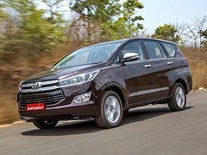 New Toyota Innova Crysta: India Review - ZigWheels