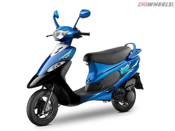 Cool 2016 Tvs Scooty Pep Plus Launched With New Colours Zigwheels Alphanode Cool Chair Designs And Ideas Alphanodeonline