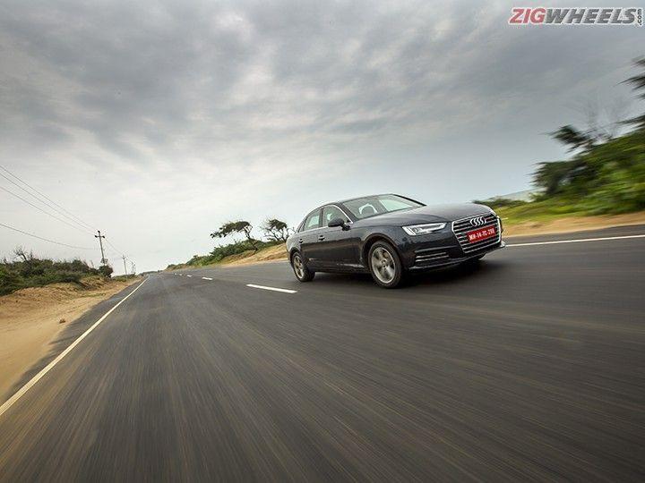 Audi A4 30 Tfsi First Drive Review Zigwheels