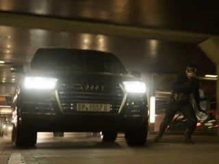 The marvellous Audi cars of 'Captain America: Civil War'