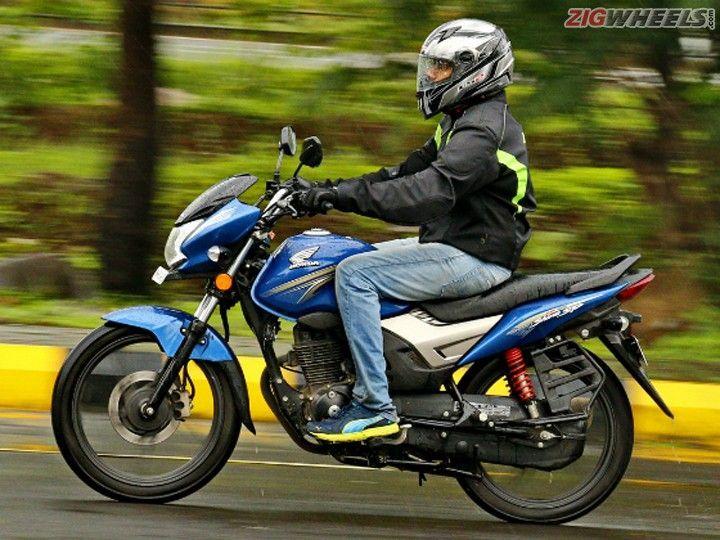 Honda CB Shine SP - Profile Pic