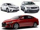 Spec Comparo: Hyundai Elantra vs Toyota Corolla Altis vs Skoda Octavia