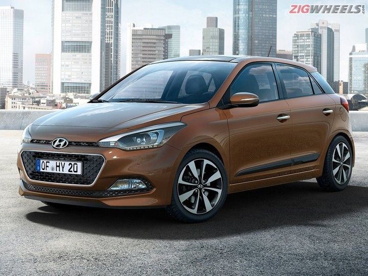Hyundai Elite I20 To Get 6 Airbags Automatic Specs Confirmed