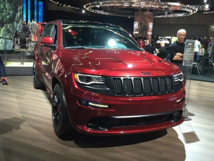Jeep Wrangler Unlimited and Grand Cherokee India Launch On ...