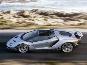 Lamborghini Unveils The Centenario Roadster Zigwheels