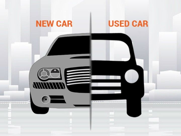 Used Cars Vs New