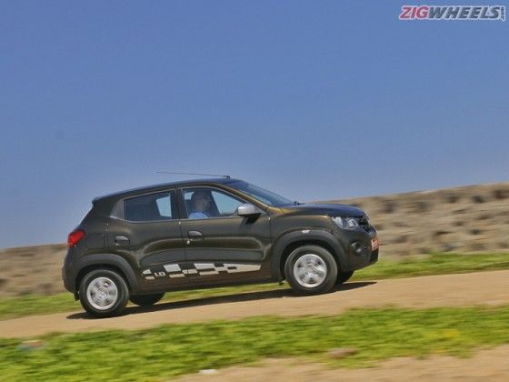 Renault Kwid 1.0-litre: Review