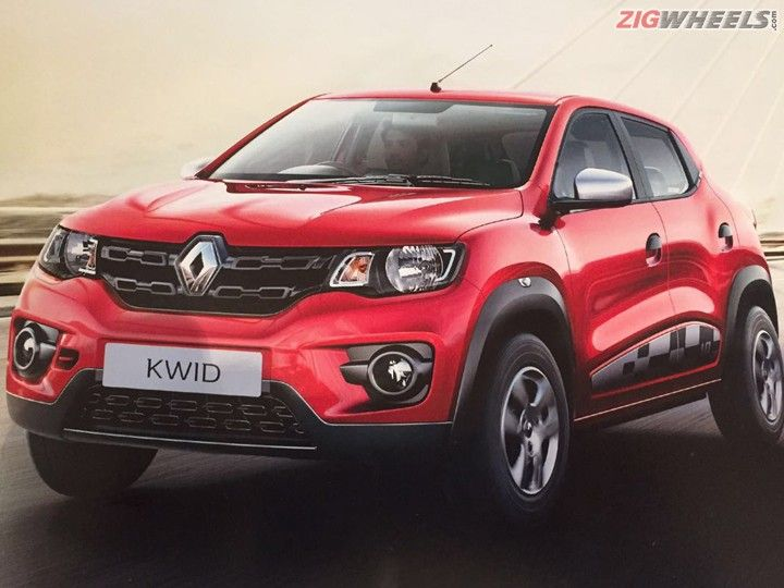 Renault Kwid 1 0 Litre Launch On August 22 Specifications