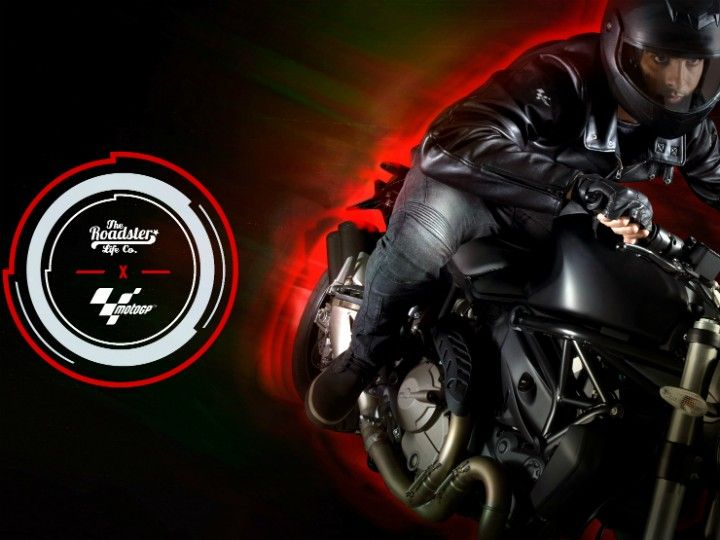 Roadster Becomes First Indian Clothing Collaborator With Motogp