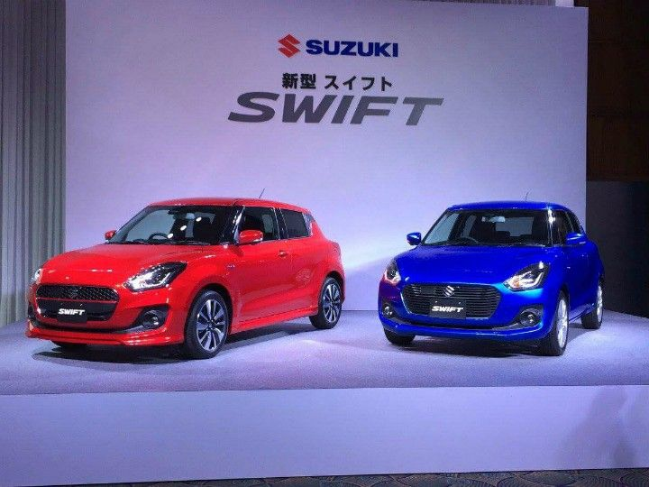 All-new Maruti Suzuki Swift