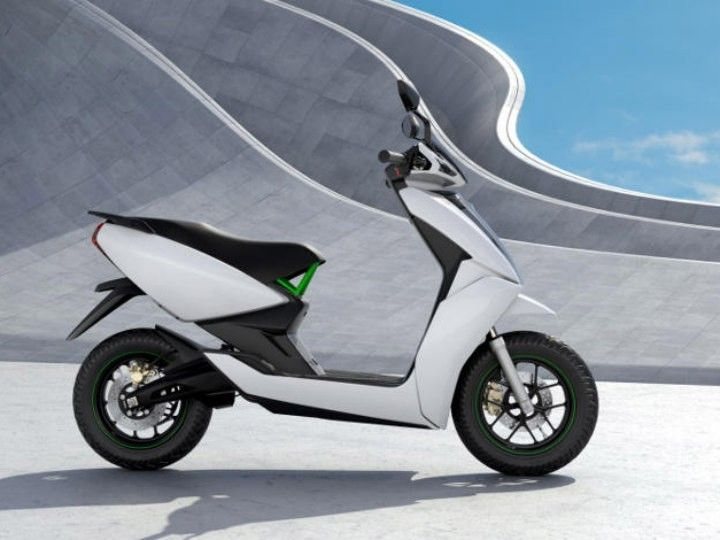 Ather S340 side view