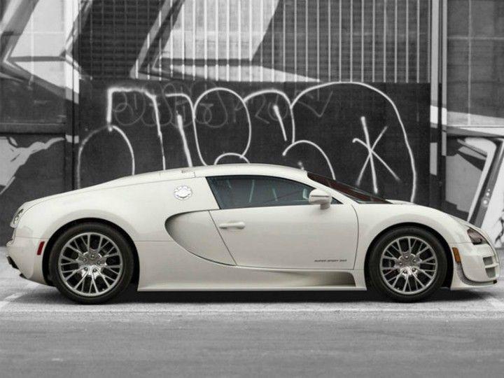 Up For Grabs Last Bugatti Veyron Super Sport Zigwheels