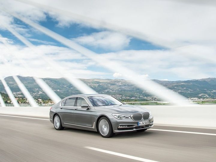 The BMW 740Li Design Pure Excellence Signature is the base petrol variant