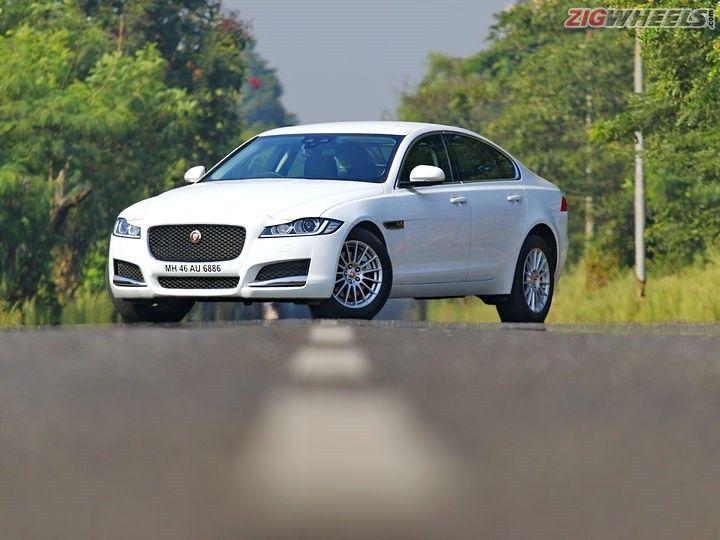 Jaguar xf 20d review