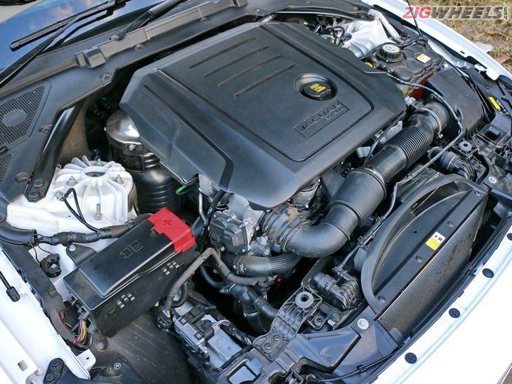 Jaguar XF 20d : First Drive Review - ZigWheels