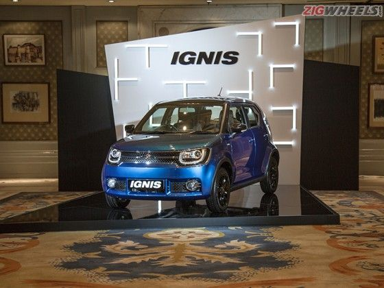 Maruti Suzuki Ignis First Look: For The Insta Generation