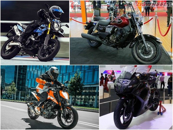 New Bike Launches In 2017 Between Rs 1 2 Lakh