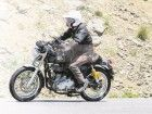 2017 Royal Enfield Continental GT Spied In Europe