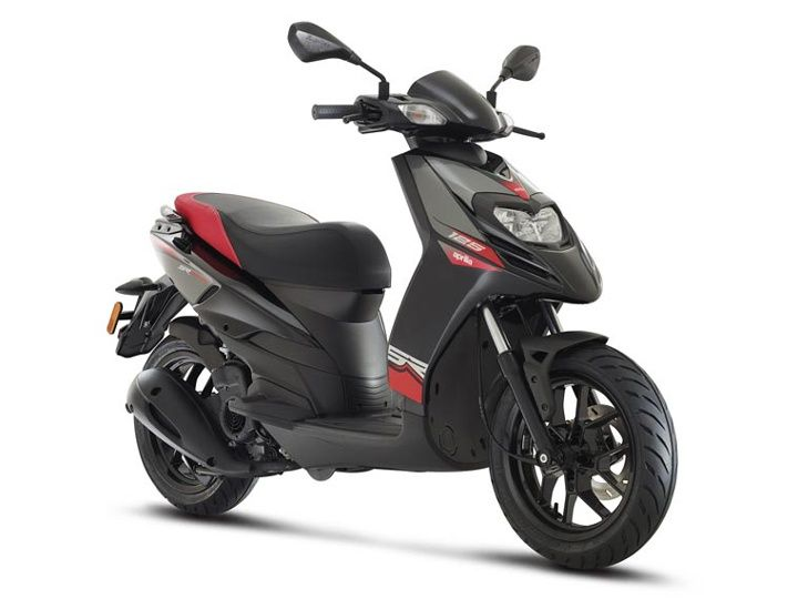 2016 Auto Expo Aprilia Motard 125 Scooter To Be Launched