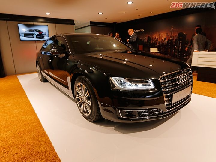 Amazing Facts About The Rs 9 12 Crore Worth Audi A8l Security