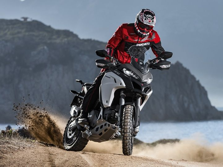 ducati to start production of multistrada 1200 enduro in thailand