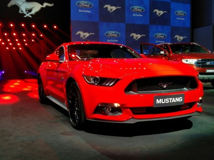 2016 Auto Expo: Ford Mustang GT top 5 facts - ZigWheels