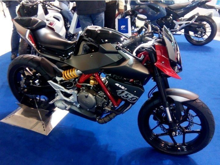 Hyosung To Launch Four New Motorcycles In India By 2017 Zigwheels