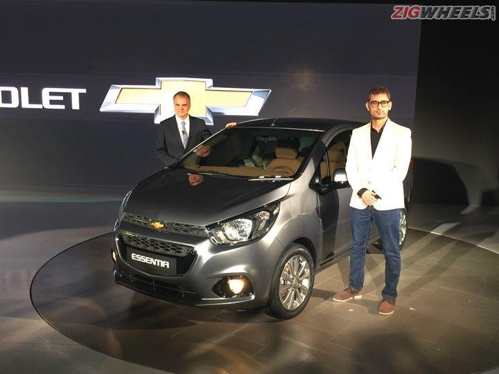 Chevrolet Essentia compact sedan
