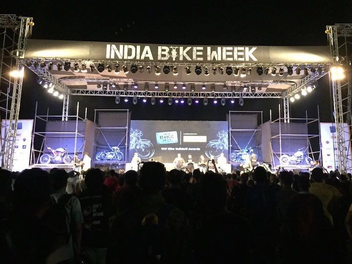 India Bike Week 2016 wraps up in style with an electrifying performance by MIDIval Punditz