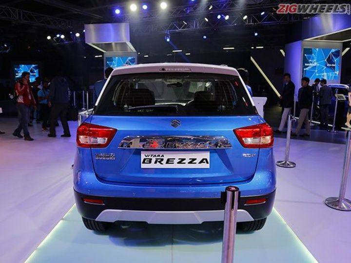 new release of maruti carMaruti Suzuki Vitara Brezza to be launched by first week of March