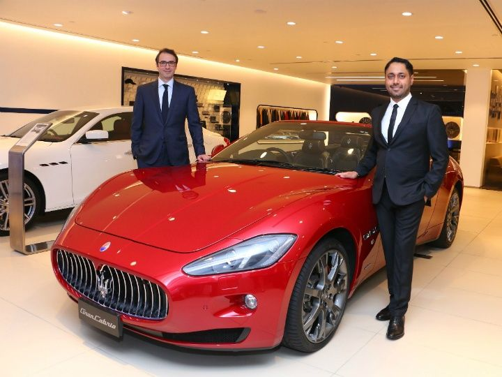 Maserati Opens First Ever Showroom In Mumbai Zigwheels