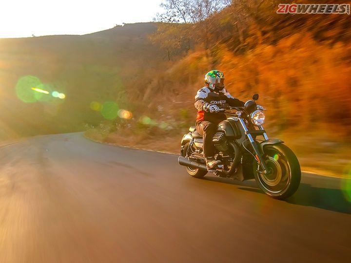 Moto Guzzi Audace review