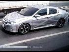 Honda Civic sedan spied testing in Thailand