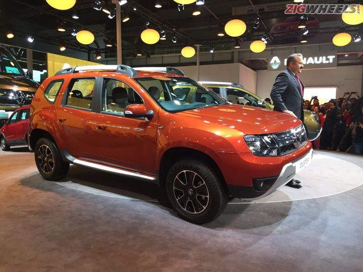 facelifted renault duster to be launched by march end zigwheels. Black Bedroom Furniture Sets. Home Design Ideas