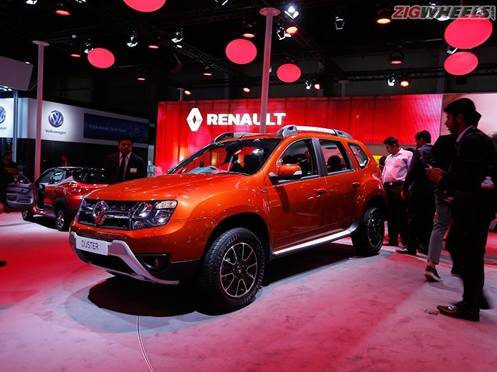 2016 renault duster facelift top 5 facts zigwheels. Black Bedroom Furniture Sets. Home Design Ideas