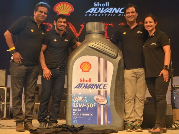 Shell Lubricants Introduces New Shell Advance Ultra 15w 50