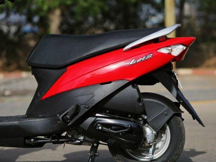 Suzuki Lets Vs Honda Dio