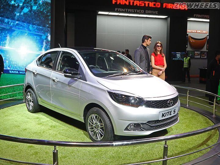 Tata Kite Compact Sedan