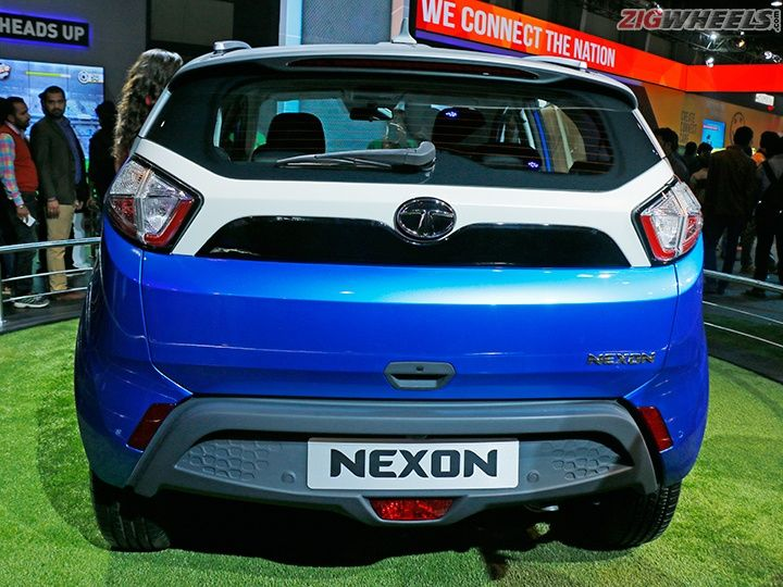 Tata Nexon Compact Suv Five Things You Need To Know Zigwheels