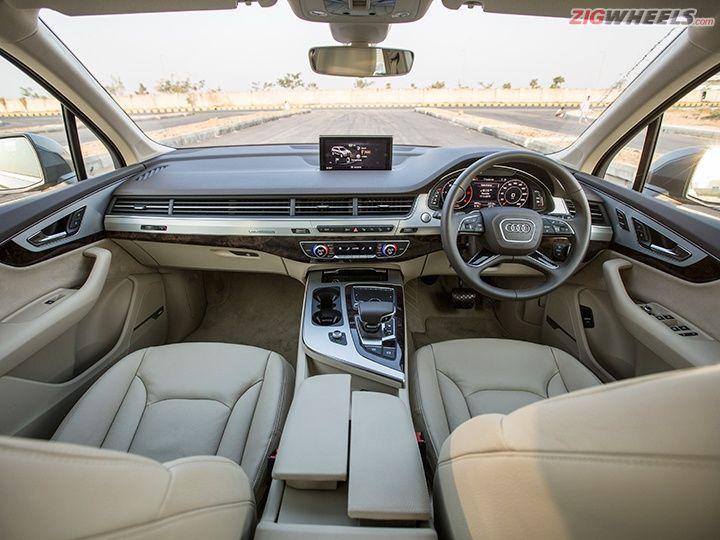 Audi Q7 Interior Photos India | Psoriasisguru.com