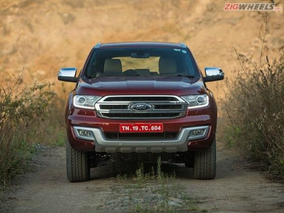 All-new Ford Endeavour variants explained