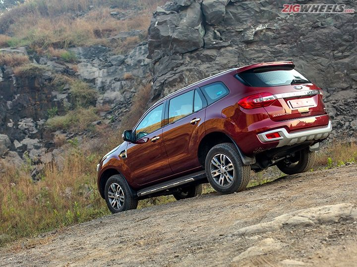 2016 Ford Endeavour Detailed Review
