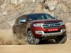 New Ford Endeavour India launch on January 20
