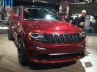 Jeep displays Grand Cherokee SRT at 2016 Detroit Auto Show