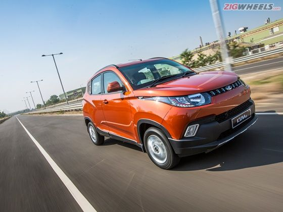 Mahindra KUV100 : Detailed Review