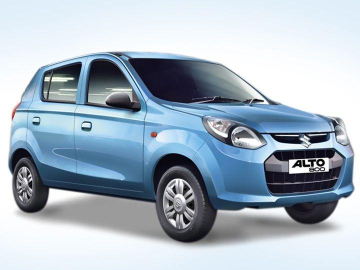 Maruti Suzuki Alto Standard Price