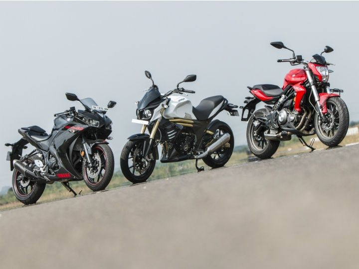2015 ZigWheels Awards: Entry Level Performance Bike of the Year Nominees